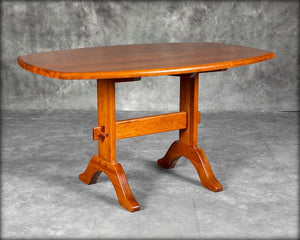 "54"" Oval Hancock Table"