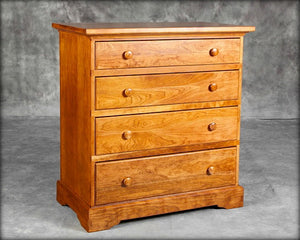 Fairfield 4 Drawer Bureau