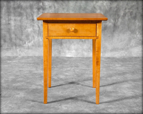 Shaker End Table Hunt Country Furniture