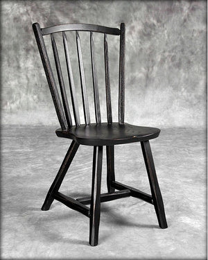 Crown Back Side Chair