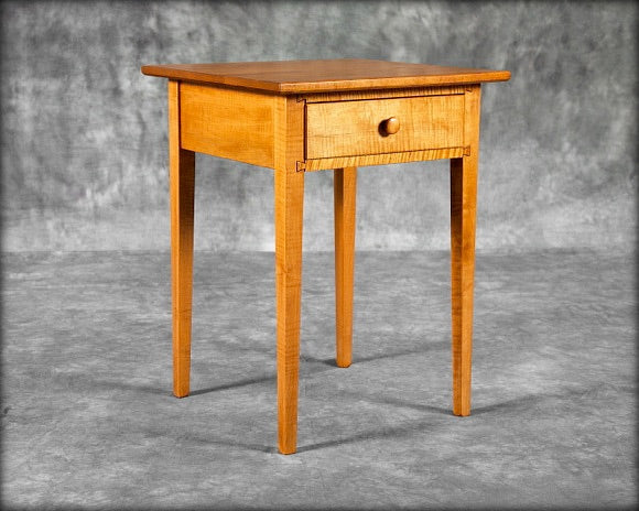 Shaker End Table
