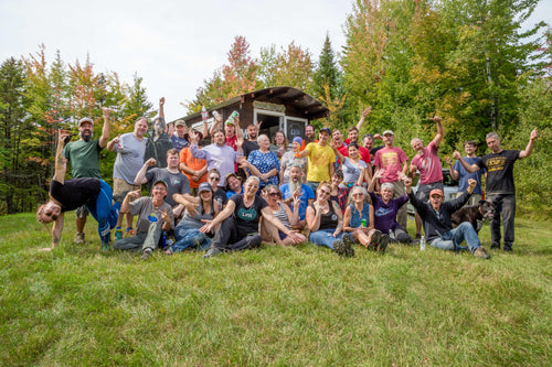 Sept 18-19-20 Tiny House Summer Camp 8! (Northern Vermont)