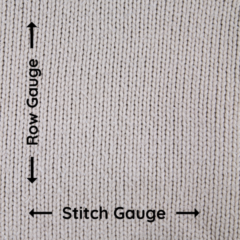 Getting Gauge Part 1 What Is Knitting Gauge And Why Should I Care