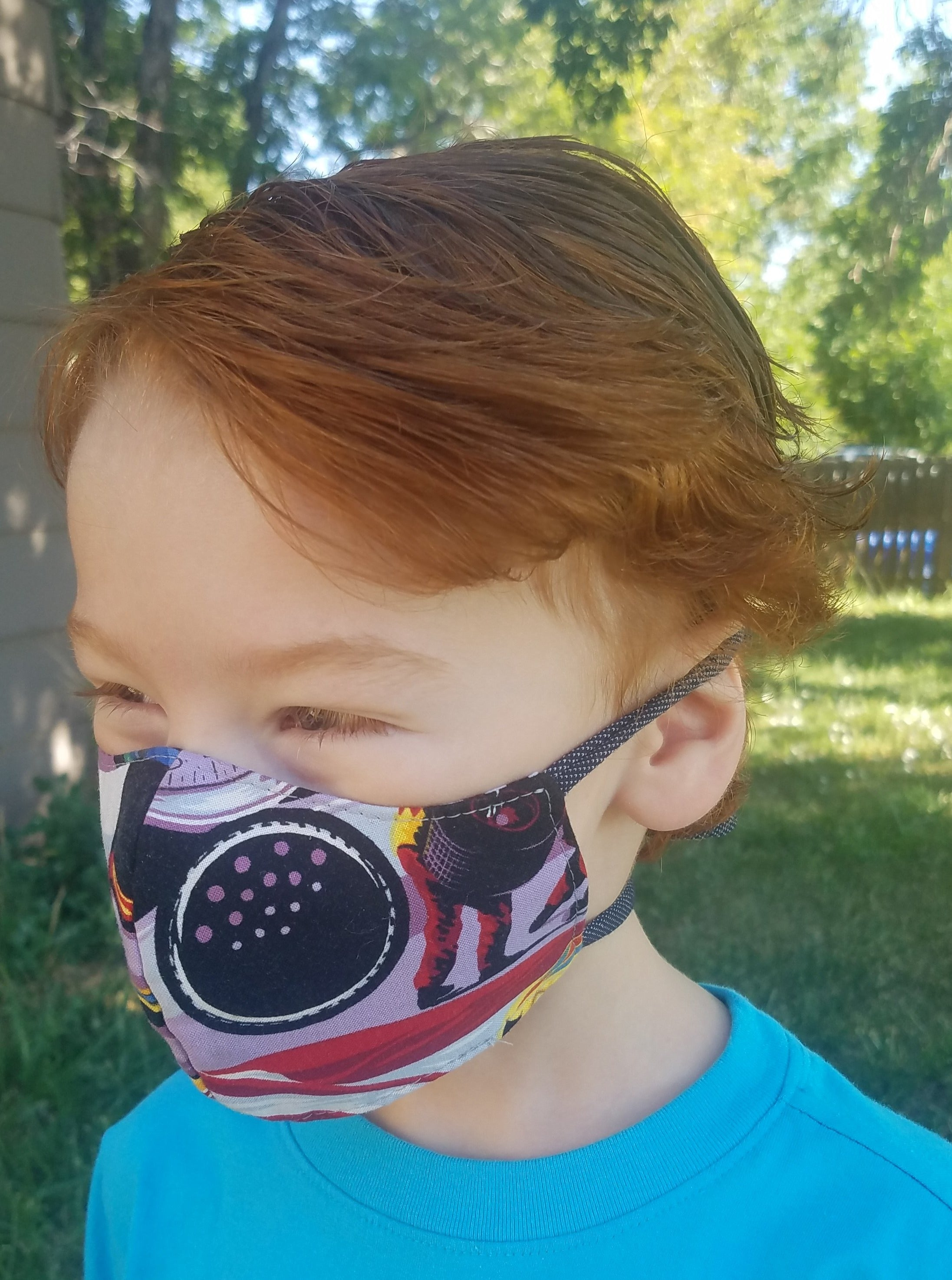 Mask | Kids Ages 3-6