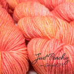 Just Peachy - Dyed to Order