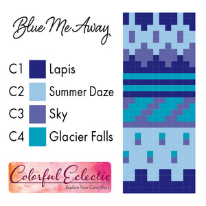 Blue Me Away Soldotna Crop Kit