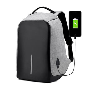 VIP ANTI-THEFT USB CHARGING BACKPACK