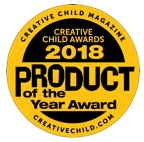 Creative Child Magazine Product of the Year Award