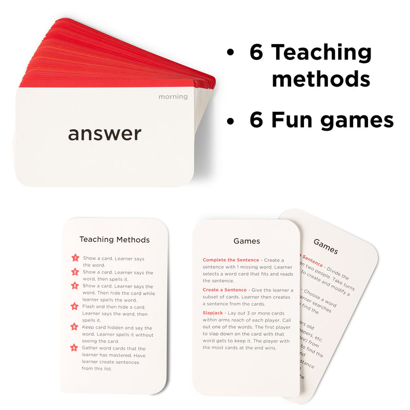 second grade dolch  u0026 fry sight words flash cards  2nd grade