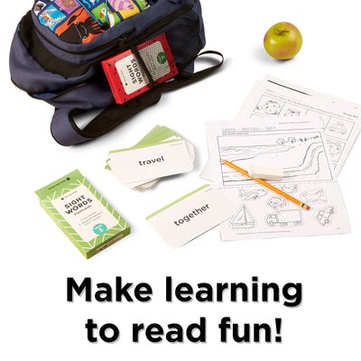 Make learning to read fun!