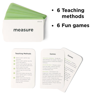 6 Teaching Methods  6 Fun Games