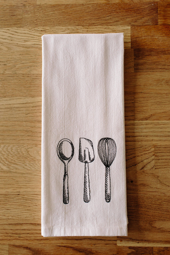Utensils Kitchen Towel