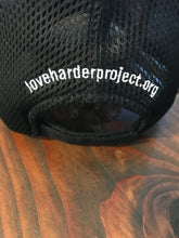 Love Harder Project Trucker Hat