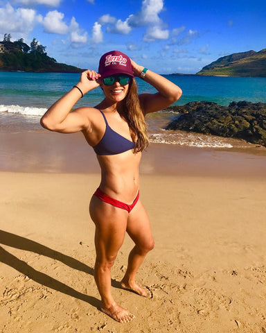 Hottest CrossFit Girls of 2018 - Jackie Perez