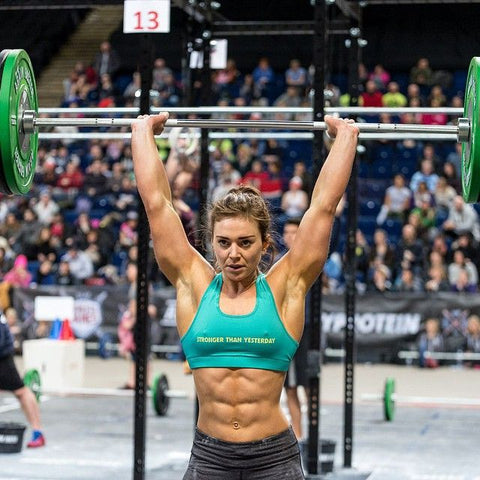 Hottest CrossFit Girls of 2018 - Laura Hughes