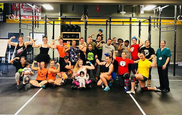 The CrossFit Ergon Community