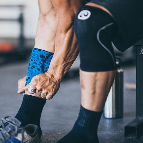 How to Measure for Knee Sleeves for CrossFit and Weightlifting