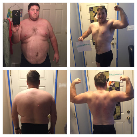 Alan Stengel Sheds 100 Pounds and Counting with CrossFit