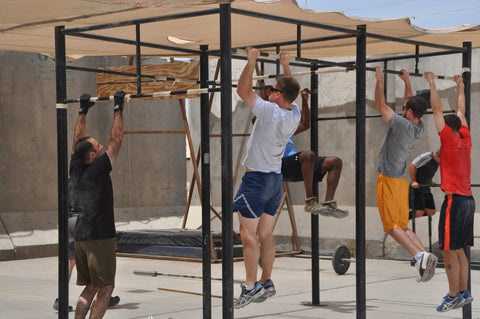Top 20 Bodyweight WODs for CrossFit – WOD Fever