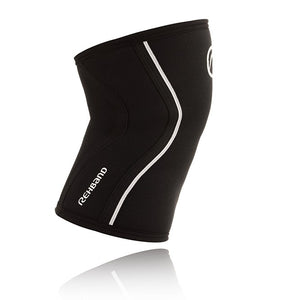Rehband Knee Sleeve, Black, 5mm | Rehband