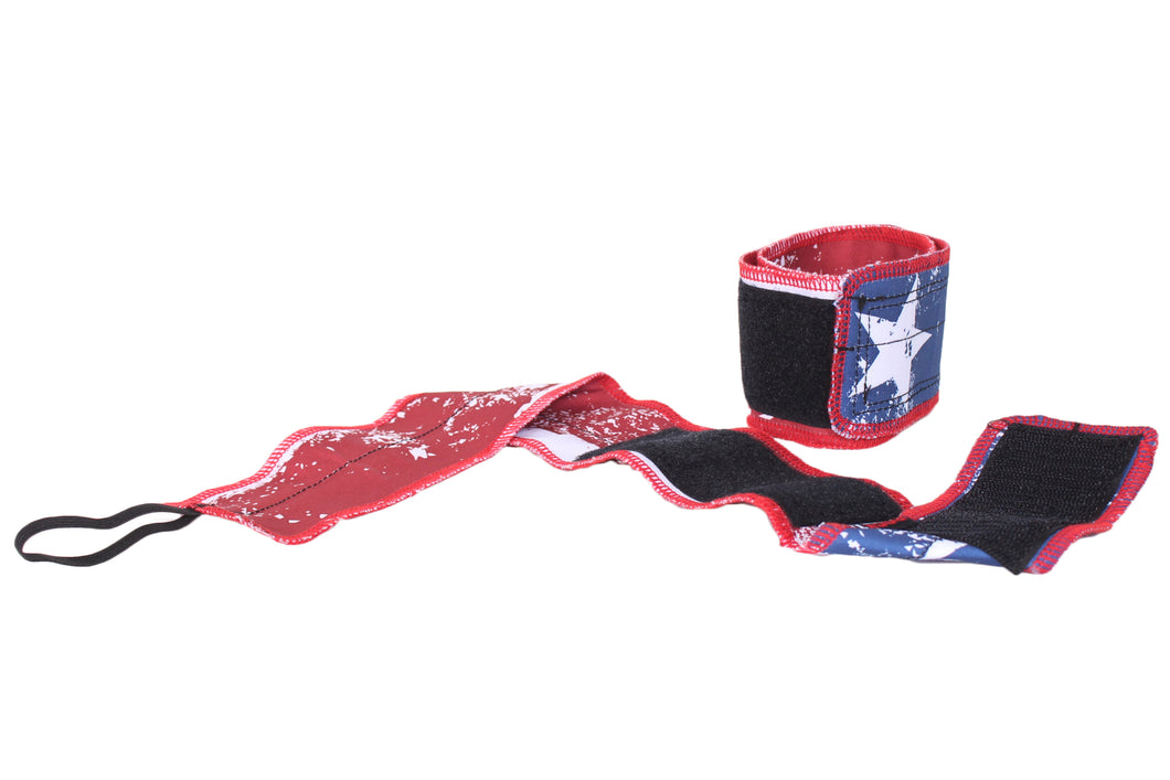 rockwrist-crossfit-wrist-wraps-by-rocktape-laid-out-US-flag-wrist-wraps