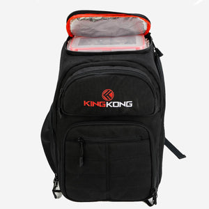 crossfit-meal-prep-backpack-king-kong-fuel-black-top-open-compartment