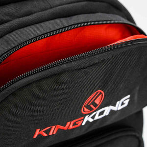 crossfit-meal-prep-backpack-king-kong-fuel-black-top-front-open-compartment