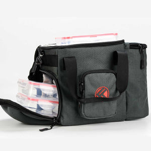 crossfit-meal-prep-bag-king-kong-fuel-charcoal-open-compartments