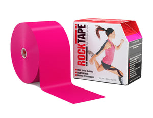 rocktape-kinesiology-tape-4-inch-discount-bulk-big-daddy-roll-crossfit-application-tape-pink-tape
