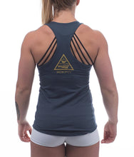 the-trifecta-bacon-coffee-fitness-indigo-womens-crossfit-tank-top-back-by-rokfit