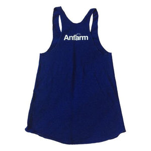 esquats-womens-crossfit-tank-lapis-blue-fabric-white-lettering-back-by-anfarm