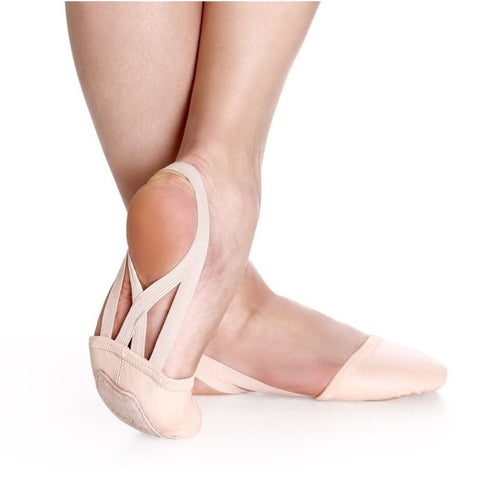 So Danca Mischa Half Soles - Turning Shoes-Lyrical Shoes-So Danca-XS-That's Entertainment Dancewear