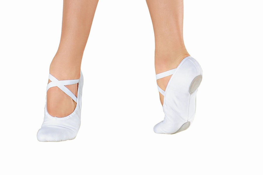 So Danca ~ Split Sole Canvas Ballet