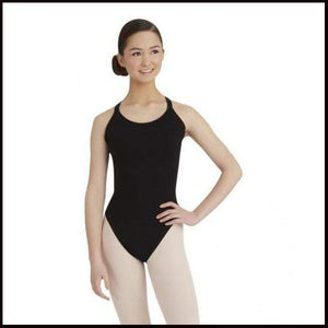 Capezio - Double Cross Back Leotard - Adult-Fashion Leotards-Capezio-X-Small-That's Entertainment Dancewear