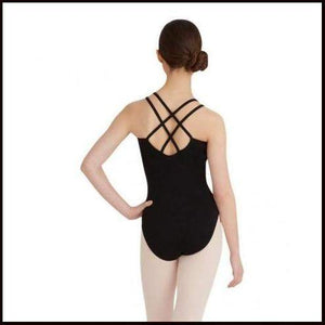 Capezio - Double Cross Back Leotard - Adult-Fashion Leotards-Capezio-That's Entertainment Dancewear