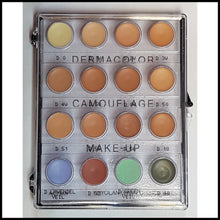 DermaColor Camouflage Mini Palette-Make Up-Kryolan-NVQA-That's Entertainment Dancewear