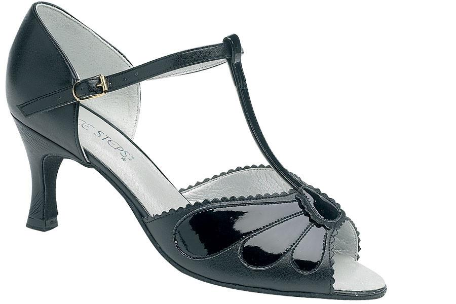 Freed of London ~ T-Bar Latin Sandal