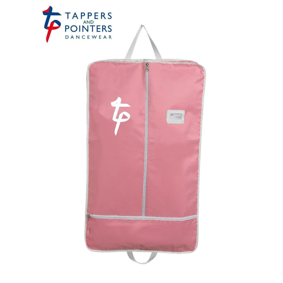 Costume Carrier - Tappers & Pointers-Bags-Tappers & Pointers-Black-That's Entertainment Dancewear
