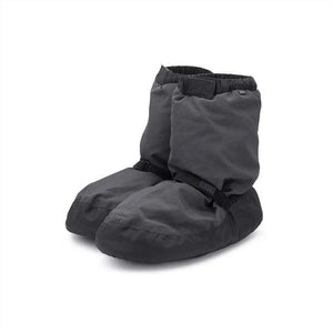 Bloch - Warm Up Booties-Warm Up Booties-Bloch-Dark Grey-X-Small-That's Entertainment Dancewear
