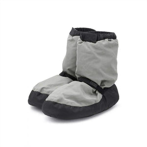 Bloch - Warm Up Booties-Warm Up Booties-Bloch-Grey-X-Small-That's Entertainment Dancewear