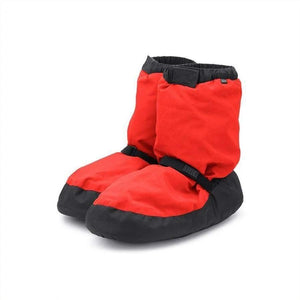 Bloch - Warm Up Booties-Warm Up Booties-Bloch-Orange-X-Small-That's Entertainment Dancewear