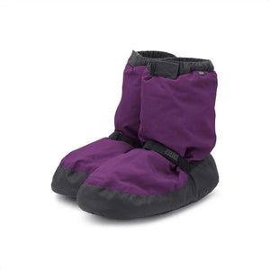 Bloch - Warm Up Booties-Warm Up Booties-Bloch-Purple-X-Small-That's Entertainment Dancewear
