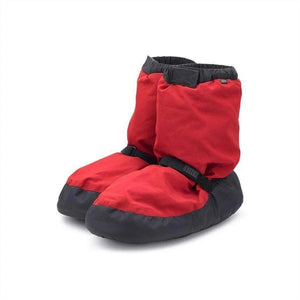 Bloch - Warm Up Booties-Warm Up Booties-Bloch-Red-X-Small-That's Entertainment Dancewear