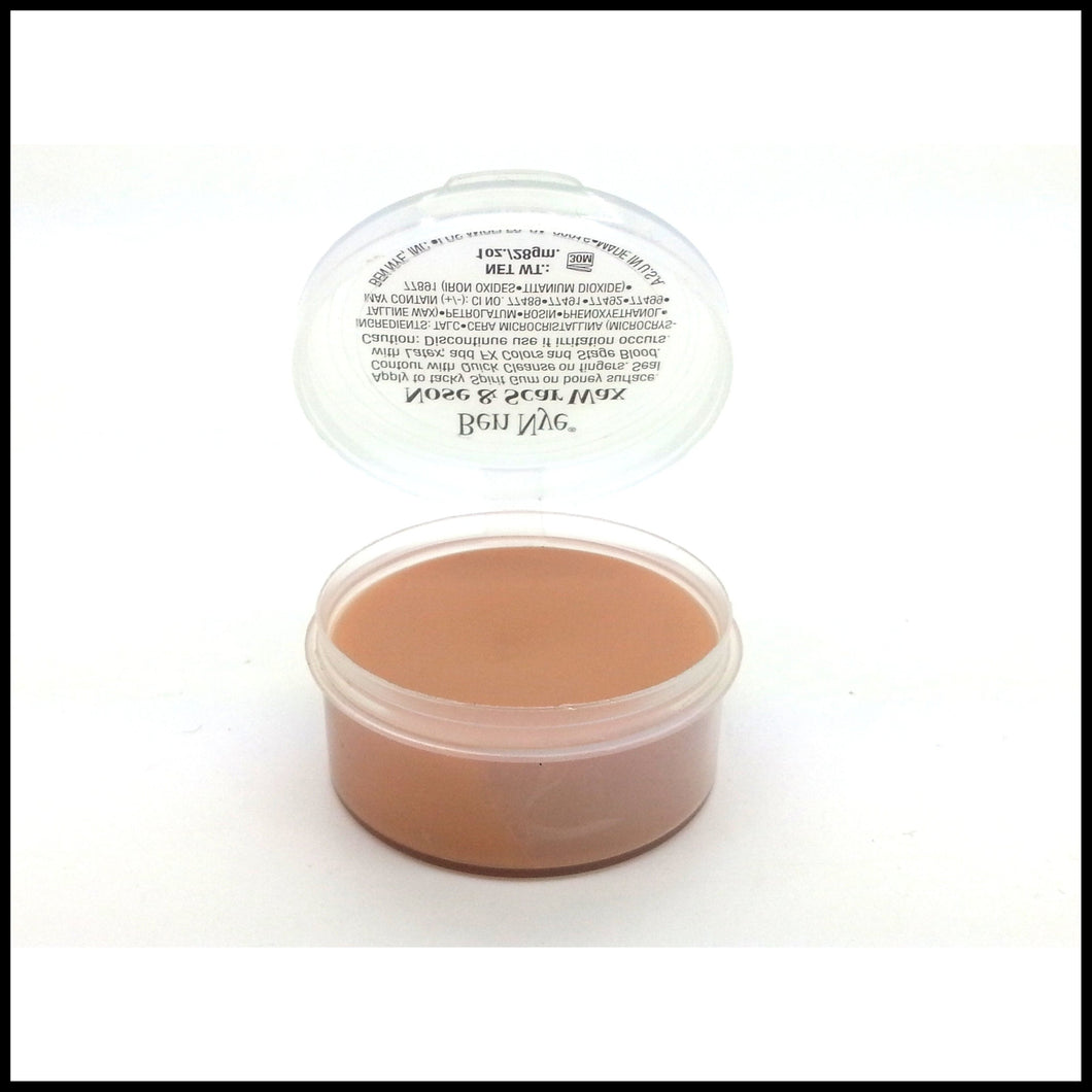 Ben Nye Nose & Scar Wax-Ben Nye-1oz-Fair-That's Entertainment Dancewear