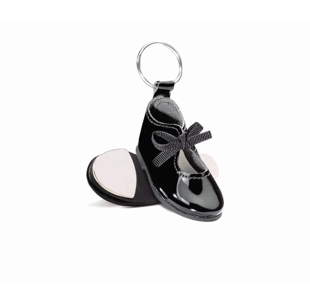 So Danca Mini Tap Shoe-Mini Key Chain-So Danca-That's Entertainment Dancewear