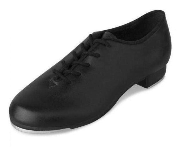 Leo's - Jazz Tap-Tap Shoes-Leo's-UK1-That's Entertainment Dancewear