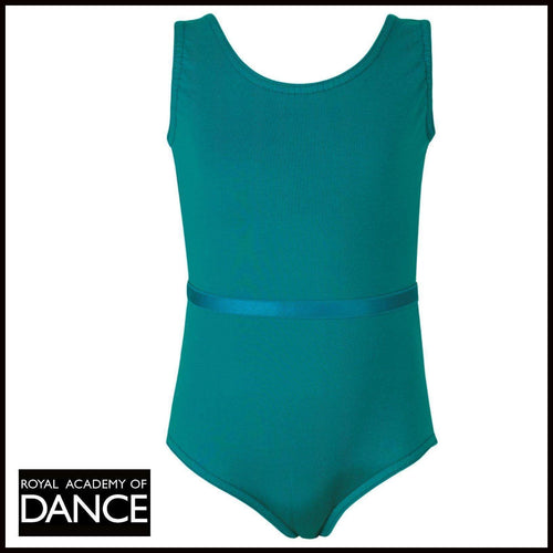 R.A.D Aimee Sleeveless Leotard-Regulation Leotard-Freed-That's Entertainment Dancewear