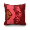 Future Pillow in Red