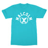 Fist Crest Tee in Teal