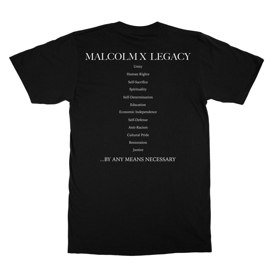 Legacy Color Tee in Black